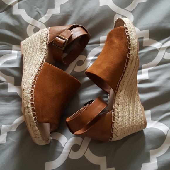 0ce610f6db4 GAP Shoes -  NEW LISTING  GAP Espadrille Wedge Sandals